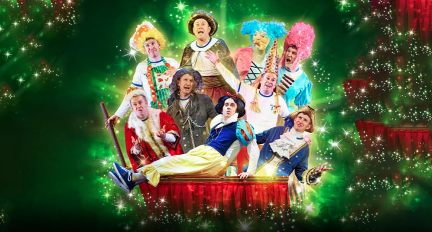 Photo of Potted Panto – Southwark Playhouse, London