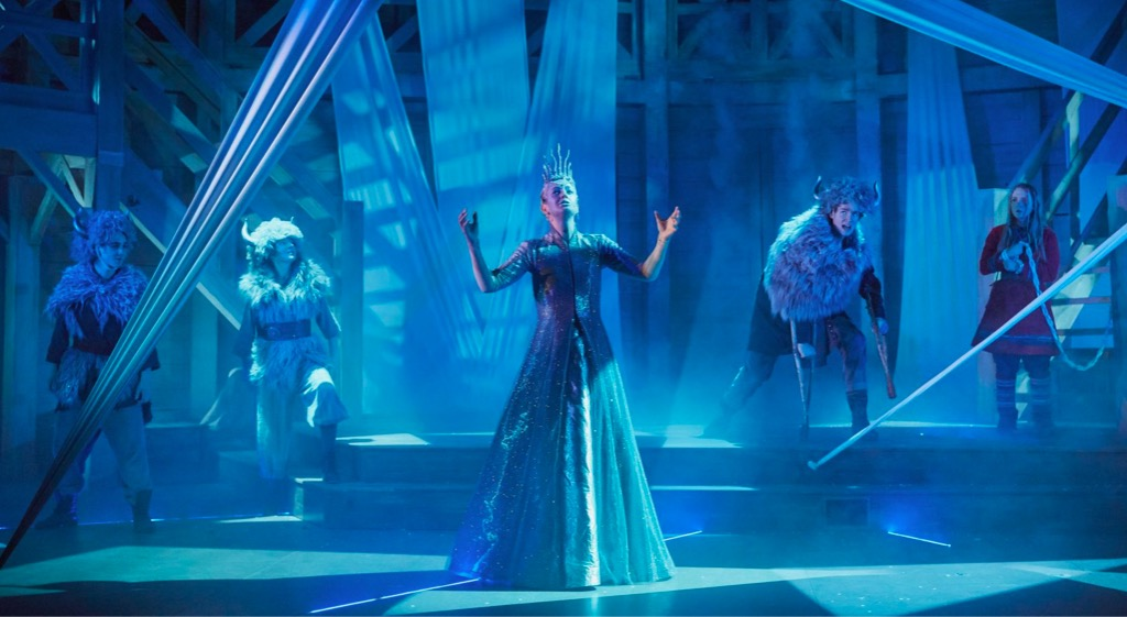 Photo of The Snow Queen – Rose Theatre, Kingston-upon-Thames