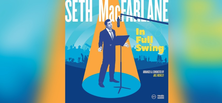 Photo of CD REVIEW: Seth MacFarlane: In Full Swing