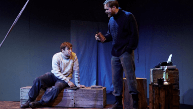 Photo of Shackleton and his Stowaway – Park Theatre, London