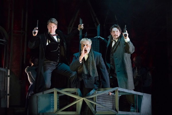 Photo of Sherlock Holmes: The Sign Of Four – Yvonne Arnaud Theatre, Guildford