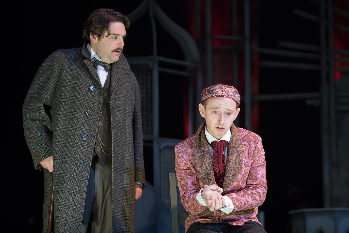 Photo of Sherlock Holmes and the Sign of Four – Brunton Theatre, Musselburgh
