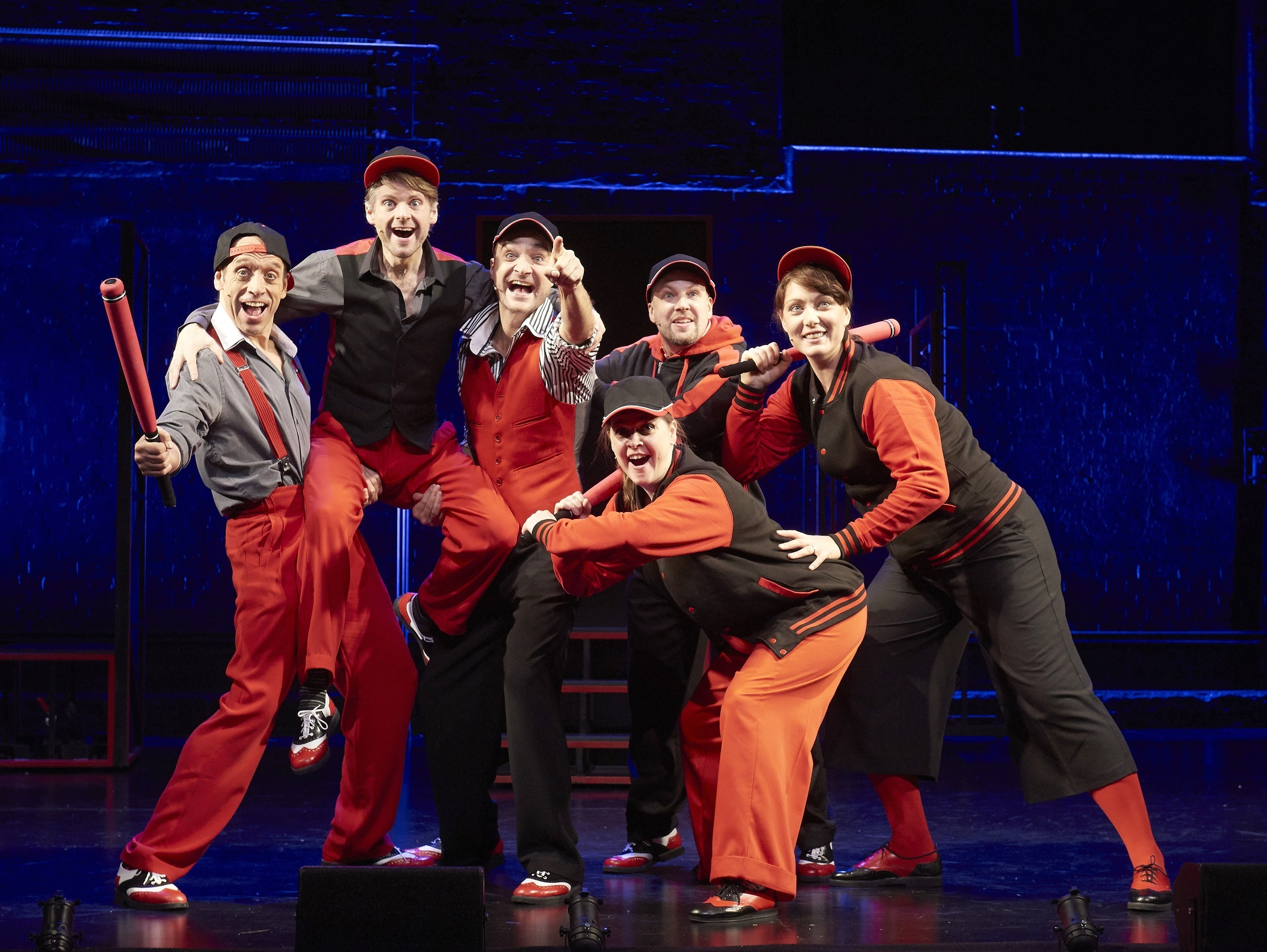 Photo of Showstopper! The Improvised Musical – The Lowry, Salford