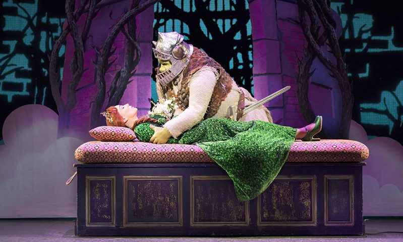 Photo of Shrek the Musical – Regent Theatre, Stoke on Trent