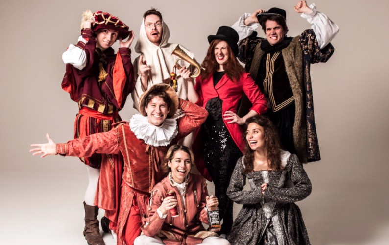 Photo of Sh!t-Faced Shakespeare: The Taming of the Shrew – Leicester Square Theatre, London
