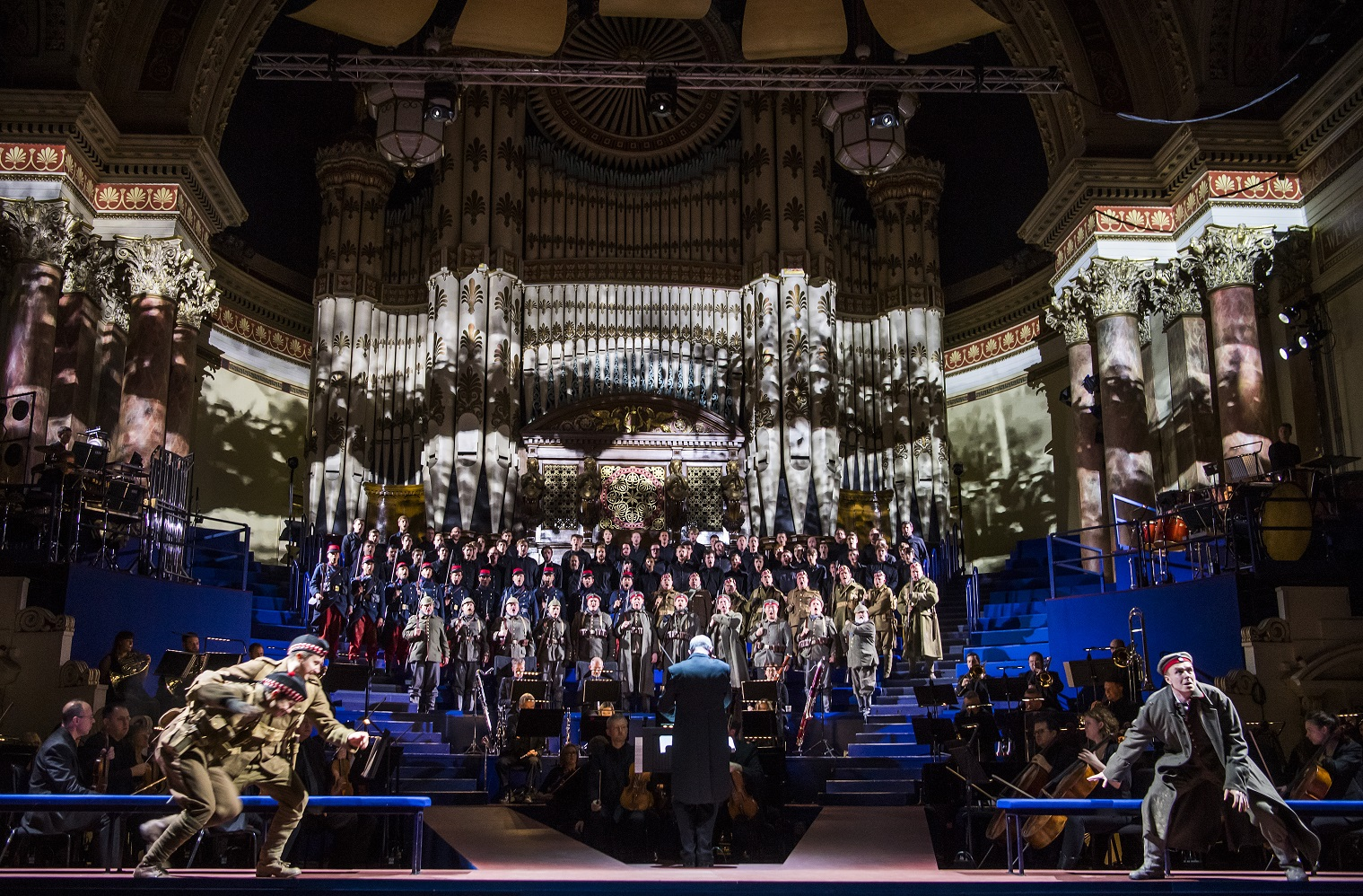 Photo of Opera North | Silent Night – Leeds Town Hall