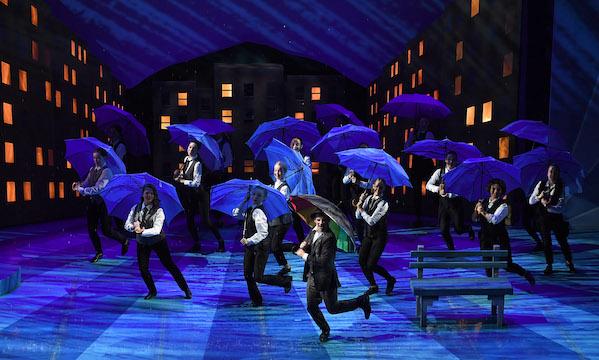 Photo of Singin' in the Rain – The Alexandra, Birmingham