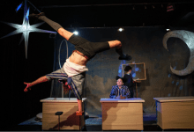 Photo of Sky in the Pie – OSO Arts Centre, Barnes, London