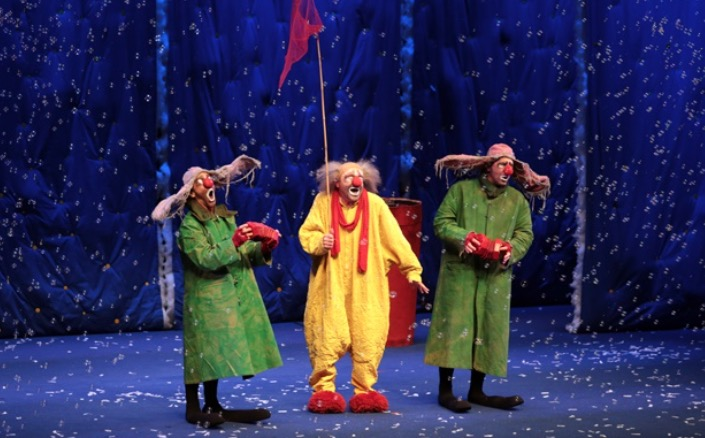 Photo of Slava's Snow Show – Royal Festival Hall, London