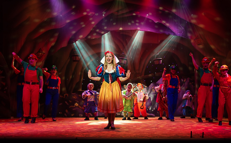 Photo of Snow White and the Seven Dwarfs – Floral Pavilion, New Brighton