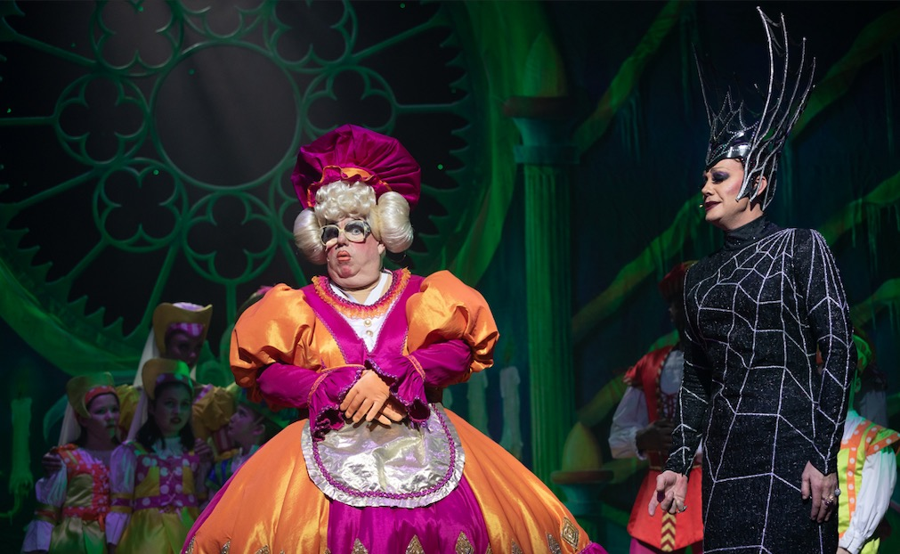Photo of Snow White and the Seven Dwarfs – Opera House, Manchester