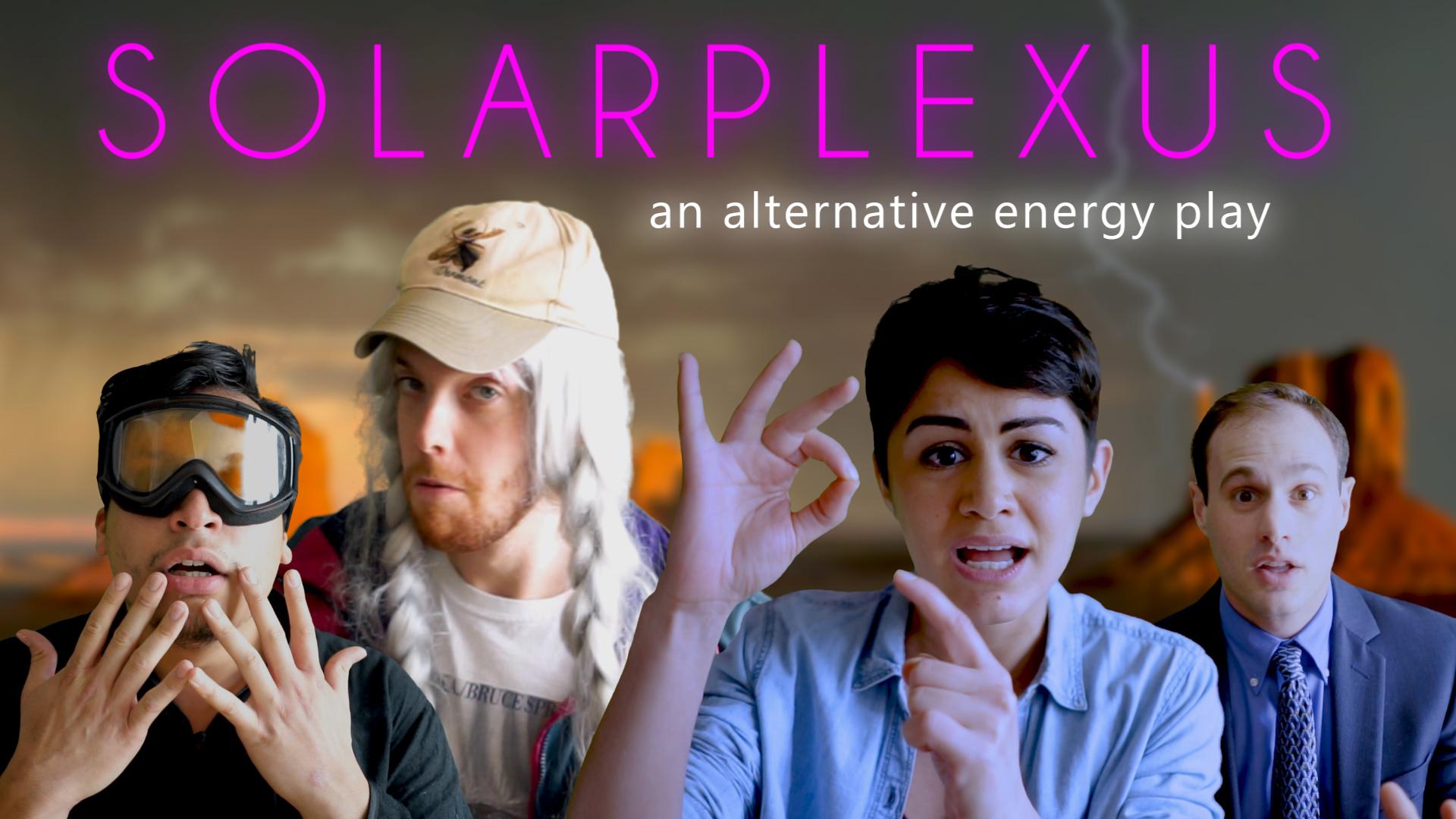 Photo of FIFTY-WORD FRINGE PITCH: Solarplexus – An Alternative Energy Play