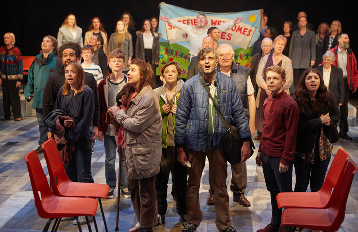 Photo of Songs From The Seven Hills – The Crucible, Sheffield