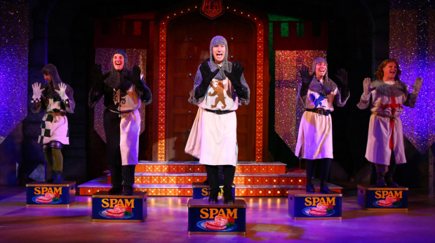 Photo of Spamalot – Palace Theatre, Manchester