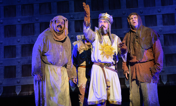 Photo of Monty Python's Spamalot – Orchard Theatre, Dartford