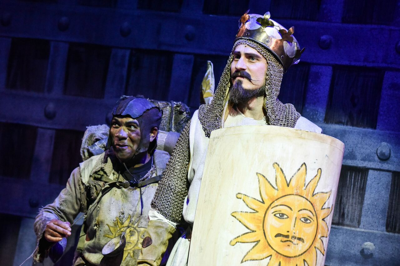 Photo of Spamalot – Mercury Theatre, Colchester