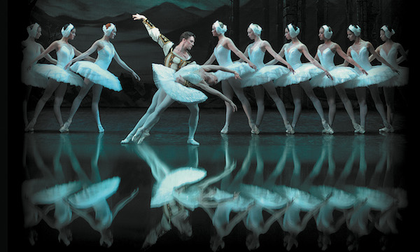 Swan Lake from St Petersburg Ballet Theatre