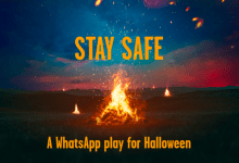 Photo of Stay Safe – New Perspectives Theatre, WhatsApp