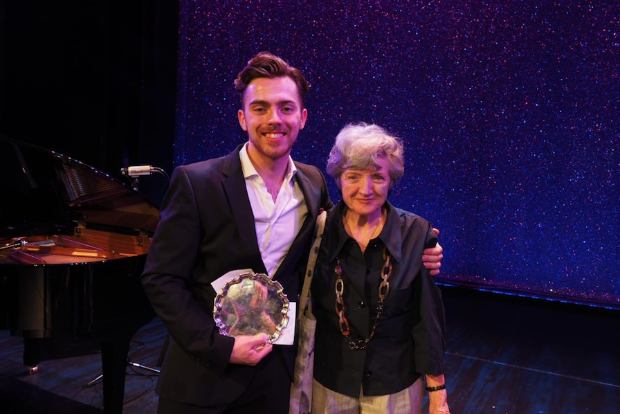 Photo of Stephen Sondheim Society Student Performer of the Year & Stiles and Drewe Prize 2018 – Savoy Theatre, London