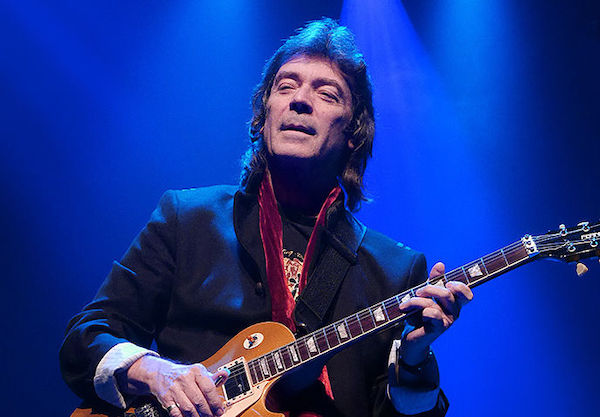 Photo of Steve Hackett: Genesis Revisited 2019 – Symphony Hall, Birmingham
