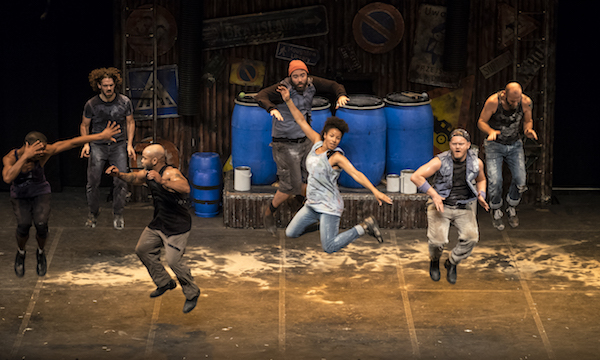 Photo of Stomp – Warwick Arts Centre, Coventry