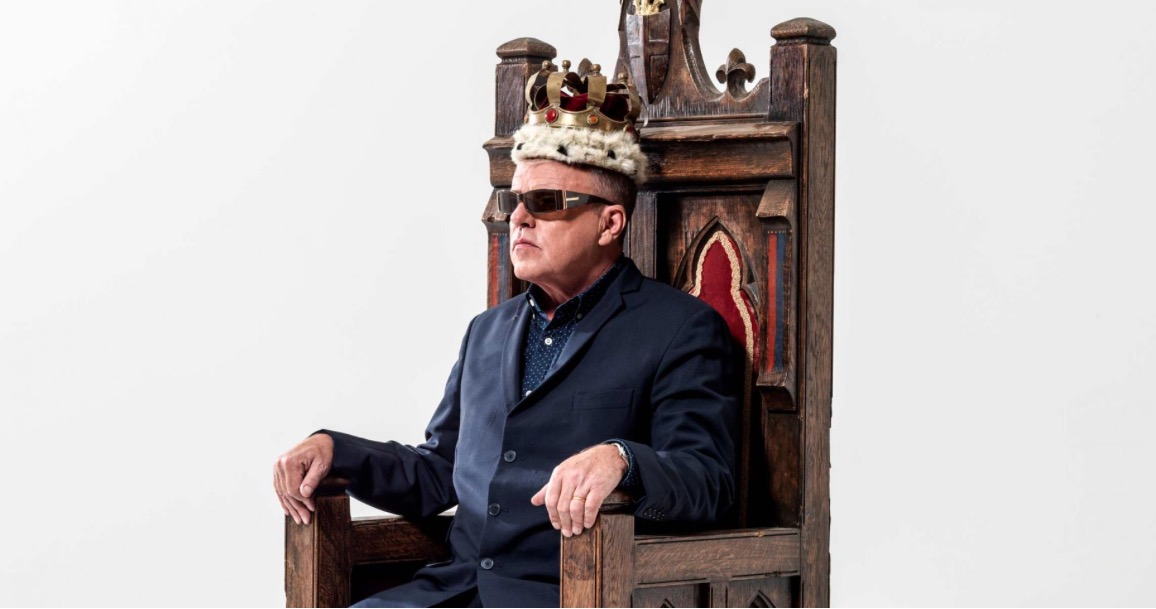 Photo of Suggs: What A King Cnut, A Life In The Realm Of Madness – The Lowry, Salford