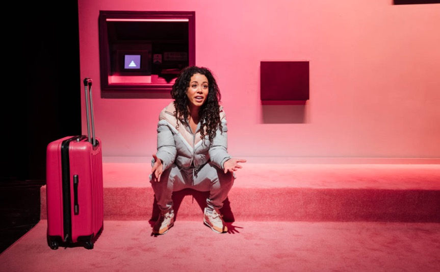 Photo of Superhoe – Jerwood Theatre Upstairs