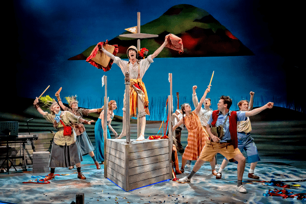 Photo of Swallows and Amazons – Theatre Royal, York