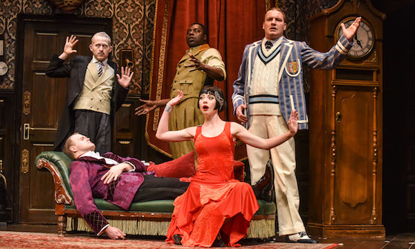 Photo of The Play That Goes Wrong – Royal and Derngate, Northampton