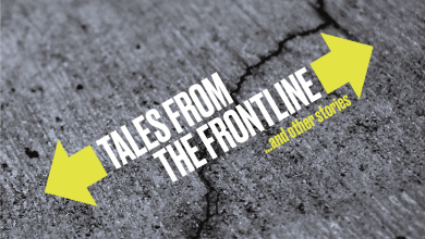 Photo of Tales from the Front Line –  Talawa Theatre Company