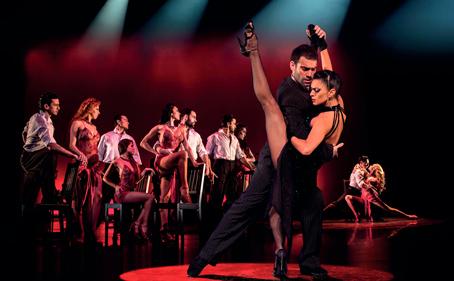 Photo of German Cornejo's Tango Fire – Peacock Theatre, London