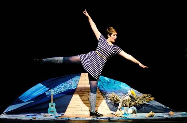 Photo of BRIGHTON BITES: Pigtails Productions – The Tap Dancing Mermaid
