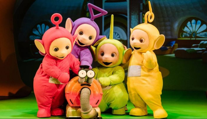 Photo of Teletubbies Live – West Yorkshire Playhouse, Leeds