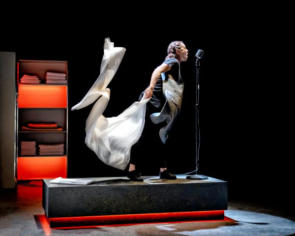 Photo of Be my Baby – Leeds Playhouse, Pop-Up Theatre