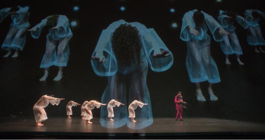 Photo of Tesseract – Barbican Theatre, London