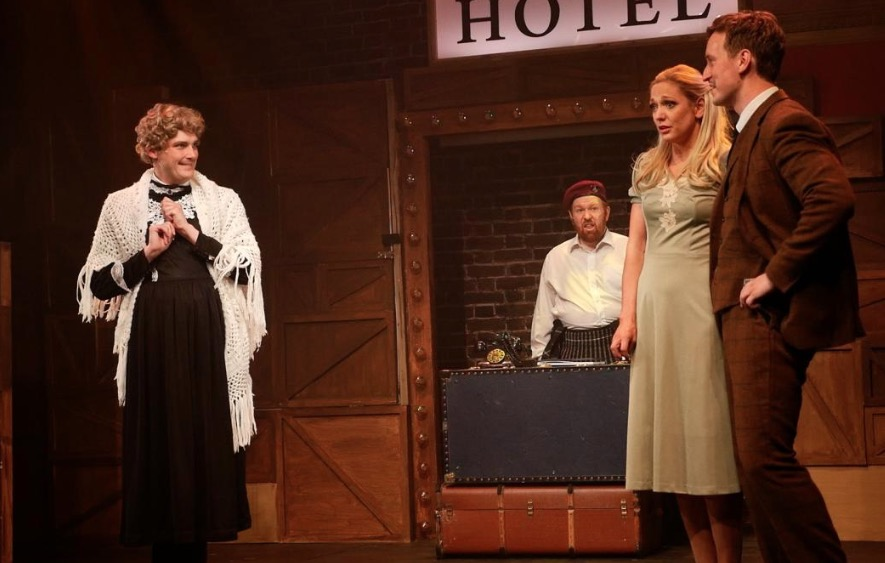 Photo of The 39 Steps – The Barn Theatre, Cirencester
