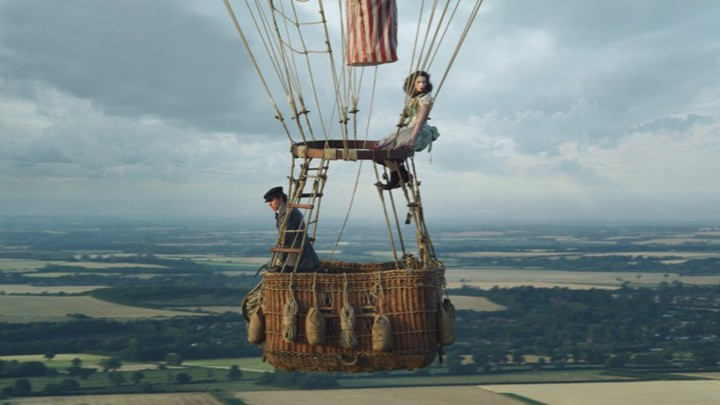Photo of London Film Festival 2019 – The Aeronauts
