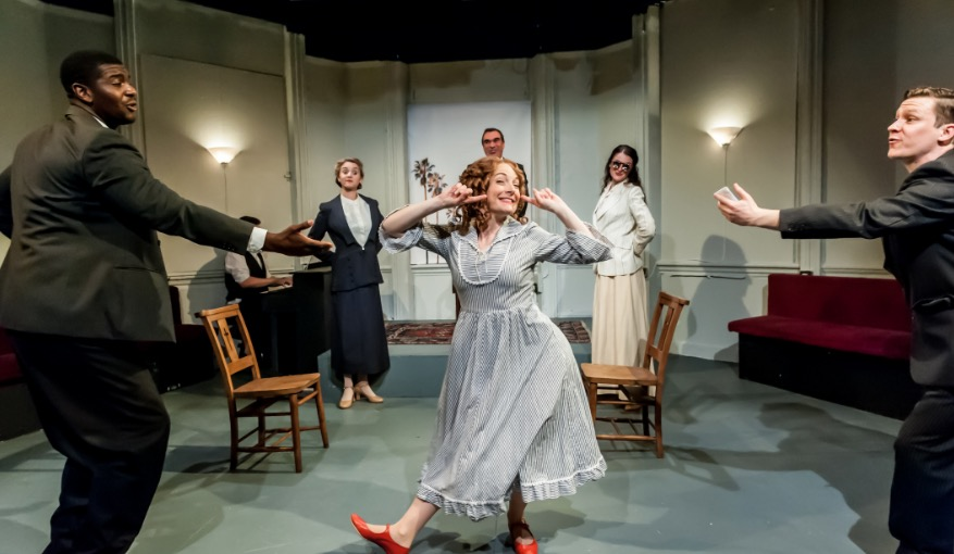 Photo of The Biograph Girl – Finborough Theatre, London