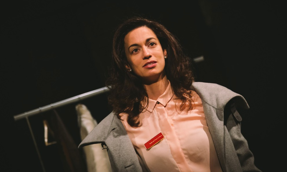 Photo of The Cloakroom Attendant – Tristan Bates Theatre, London
