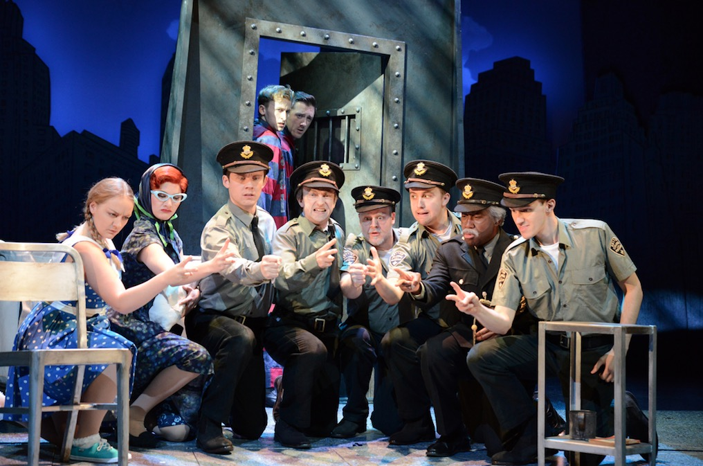 Photo of The Comedy About a Bank Robbery – King's Theatre, Edinburgh
