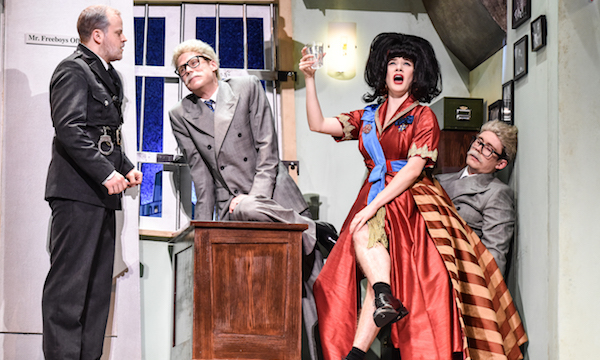 Photo of The Comedy About a Bank Robbery – Theatre Royal, Norwich