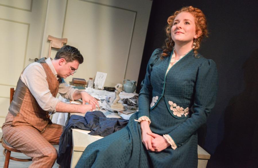 Photo of Creditors – Jermyn Street Theatre, London
