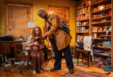Photo of The Dog Walker – Jermyn Street Theatre, London