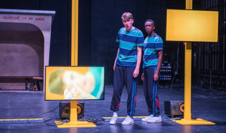 Photo of The End of Eddy – Unicorn Theatre, London