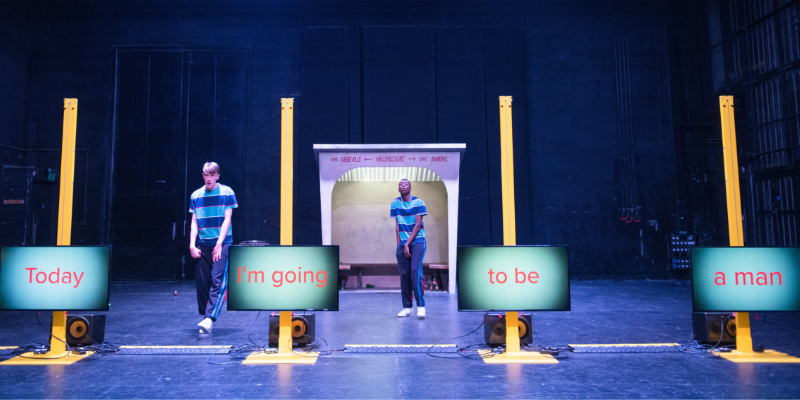 Photo of DUBLIN THEATRE FESTIVAL: The End of Eddy – Project Arts Centre, Dublin