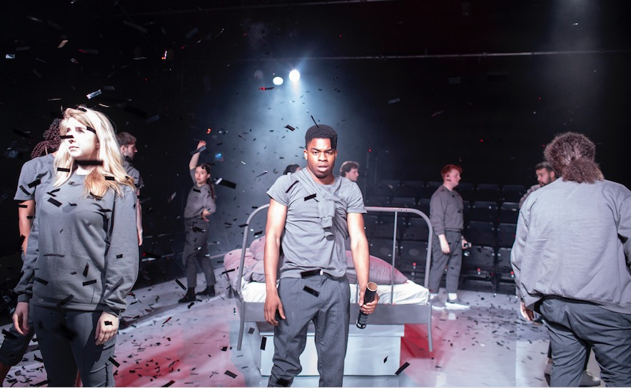 Photo of The Fall – Southwark Playhouse, London