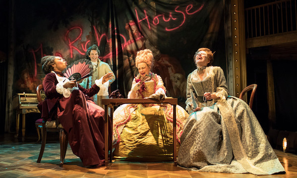 Photo of The Fantastic Follies of Mrs Rich (The Beau Defeated) – Swan Theatre, Stratford upon Avon