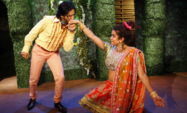 Photo of The Game of Love and Chai – West Yorkshire Playhouse, Leeds