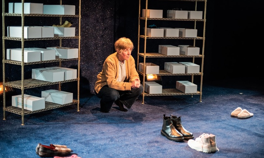 Photo of The Greatest Play In The History Of The World – Trafalgar Studios, London