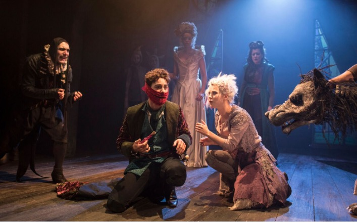 Photo of The Grinning Man  – Trafalgar Studios, London